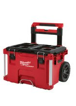 Milwaukee Tools new PACKOUT™ interlocking tool boxes are the industry's most durable and versatile tool storage system, making it easier than ever to store, organize, and transport your tools